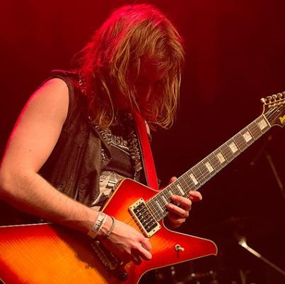 metal rhythm guitar