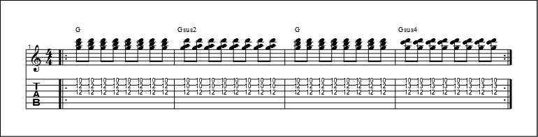 3 string chords 1