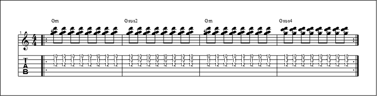 Killer 3 String Chords