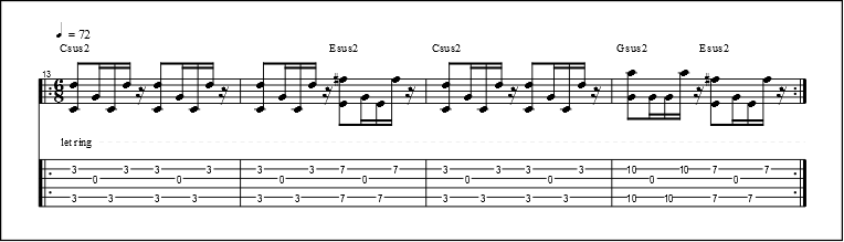 Fingerpicking Patterns (5)
