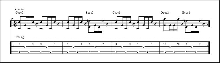 Fingerpicking Patterns (5)