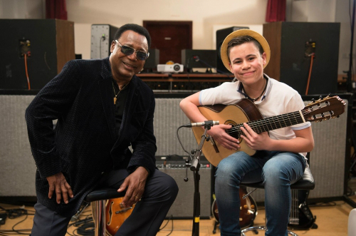 Billy Watman and George Benson