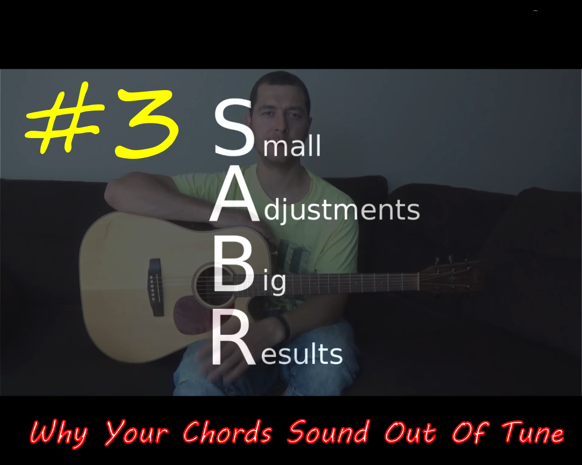 Simple chord trick sabr 3 how to fix those out of tune chords even when your guitar hexwebz Image collections
