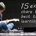 The Best Way to Learn Guitar – 15 Expert Guitarists and Teachers Share Their Best Tips For Faster Progress